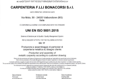 Certificato-ISO9001-2015